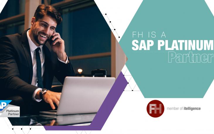 FH is now SAP PLATINUM PARTNER